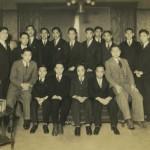 Pi Alpha Phi, 1933