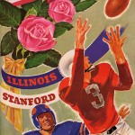 Rose Bowl program, 1952