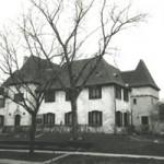Kappa Delta Rho house, circa 1989