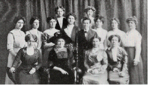 National Panhellenic Conference Members, undated