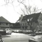 Sigma Delta Tau house, circa 1989