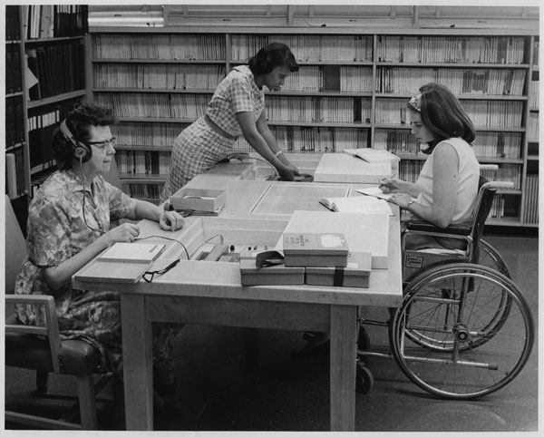 The Founding Of Disability Resources At The U Of I