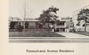 Pennsylvania Avenue Residence Hall (PAR)