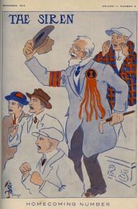 The Siren, 1912