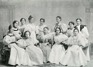 Phi Beta Kappa, 1897