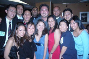 National APIA Panhellenic Association Members, 2009