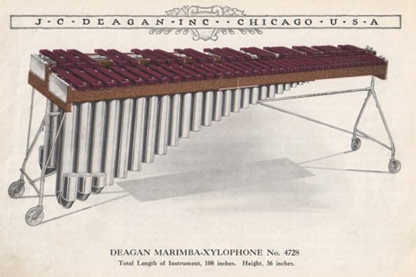 J. C. Deagan 4728 Marimba-Xylophone