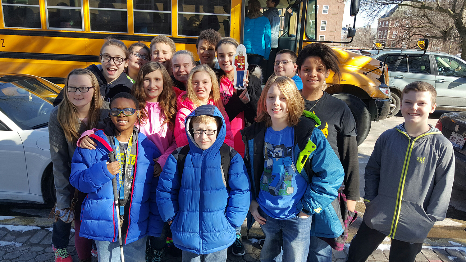 Mattoon Middle School 6th Grade Class Visits the Sousa Archives and ...