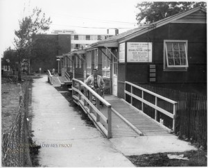 Ramp that Led to Nowhere, 1950s
