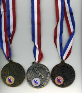National Wheelchair Games Medals, 1979